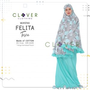 Mukena Clover Clothing